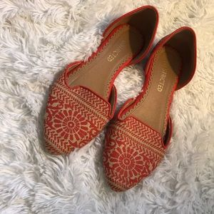 🌸5 for $25🌸 Restricted Gianni Flats